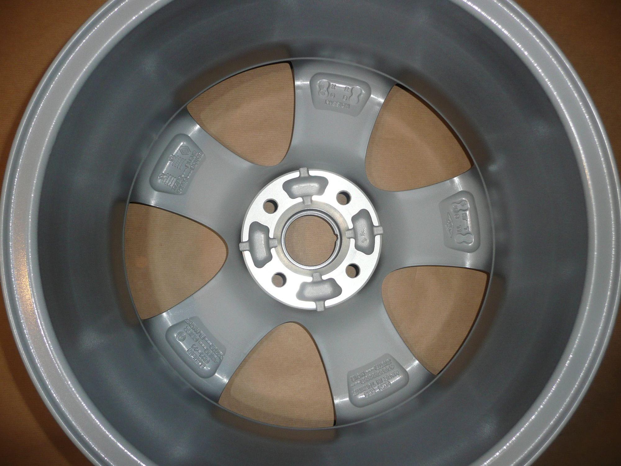 Felgi Aluminiowe 16 Renault Megane 4